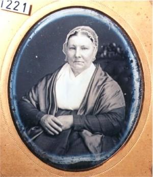 Daguerreotype of a Quaker Lady