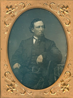Daguerreotype of a Distinguished Gentleman