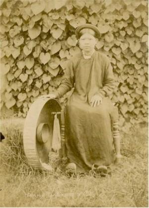 Tonkinoise Girl, Indochina