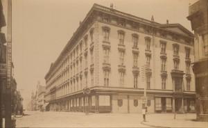 Occidental Hotel, San Francisco