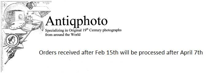 19th Century Original Photographs