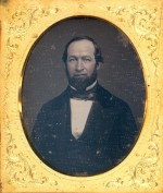 Daguerreotype of a Man from California