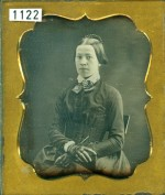 Daguerreotype of a Brooding Spanish Lady