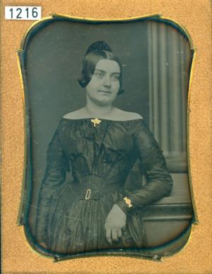 Daguerreotype of a Lady