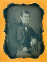 Daguerreotype of a Young Man from Pennsylvania