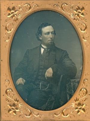 Daguerreotype of a Distinguished Gentleman