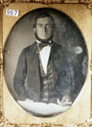 Mr. Perry, The Maestro, occupational daguerreotype
