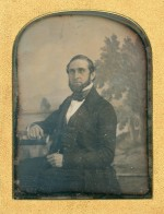Daguerreotype of a Philadelphia Gentleman
