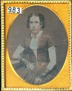 Daguerreotype of a Spanish Lady