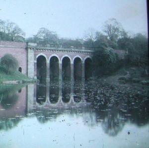 Viaduct at Vale of Heath, Hampstead